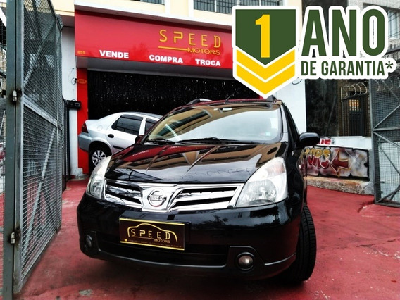 Nissan - Gran Livina 1.8 Sl - Aceito Troca - Financio - 2013
