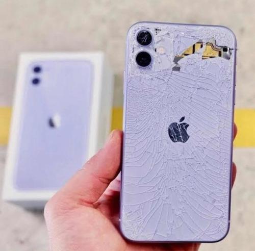 Compro iPhone Com Defeito Ou Quebrado!