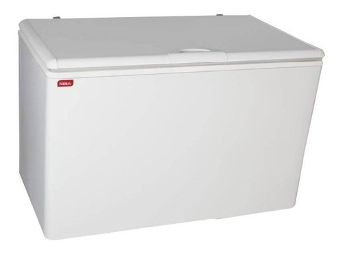 Imagen 1 de 2 de Freezer horizontal Nueva Neba F400 blanco 384L 220V