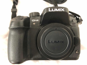 Panasonic Dmc - Gh4 + Lente Lumix H-fs 1442a + Rode Videomic