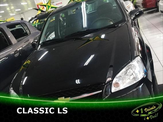 Chevrolet Classic Ls 1.0 2015 Preto