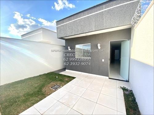 Casa À Venda No Setor Itaipú, Em Goiânia-go - 6003