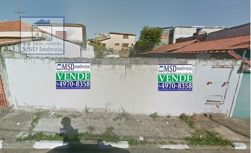 Imagem 1 de 1 de Terreno A Venda No Bairro Jardim Tranqüilidade Em Guarulhos - 1588-1