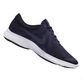 Tênis Nike Revolution 4 Juvenil Roxo 943309501 Original