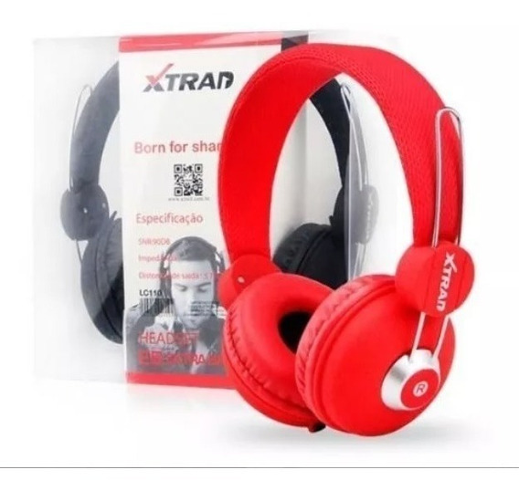 Headphone Compatível Com Celular/tablet/iPod