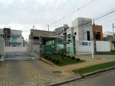 Sobrado Residencial À Venda, Campo Comprido, Curitiba - So0009. - So0009