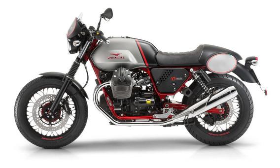 Moto Guzzi V7 Racer Serie 2 Car One Motos Precios De Remate