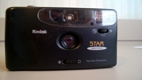 Câmera Antiga Vintage Kodak Rara Funcionando 100%.