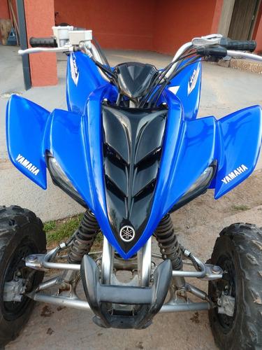 Cuatriciclo Yamaha Raptor 350