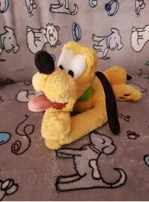 Pluto Pelúcia Importado Da Disney