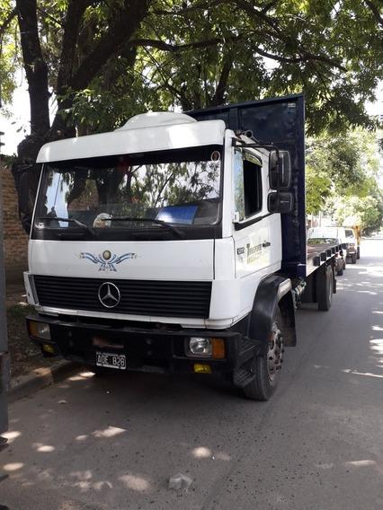 Mercedes-benz 1215 Liquido Hoy, Escucho Ofertas Con Trabajo