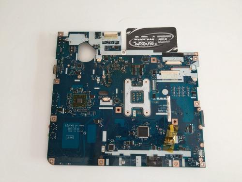Placa Mae Notebook Emachines E627 Ncwg0 La-5481p Com Defeito