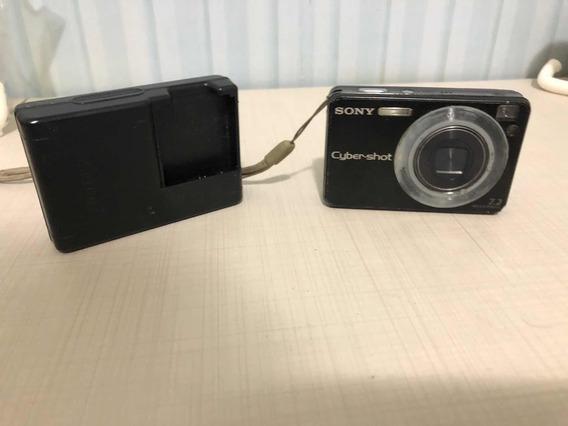 Câmera Fotográfica Digital Sony Dsc-w120