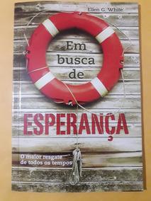 Livro Em Busca De Esperança
