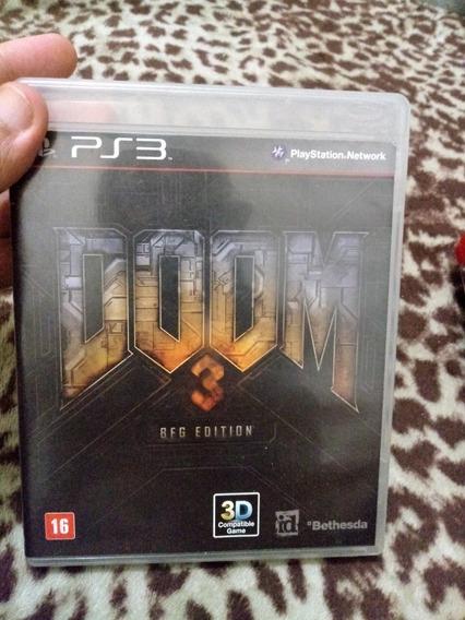 Jogo Ps3 Doom 3 Bfg Edition