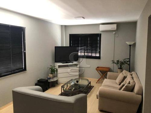 Kitnet Com 1 Dormitório Para Alugar, 60 M² Por R$ 1.650,00/mês - Bela Suiça - Londrina/pr - Kn0002