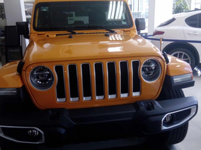 Jeep Wrangler Unlimited Sahara Jl 2018