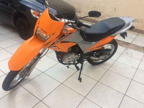 Vendo Honda/nxr 150 Bros Mix Ano 2010