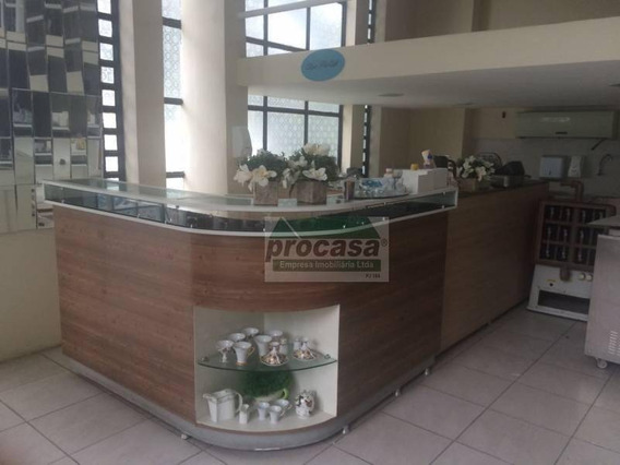 Loja Para Alugar, 180 M² Por R$ 5.000,00/mês - Adrianópolis - Manaus/am - Lo0030
