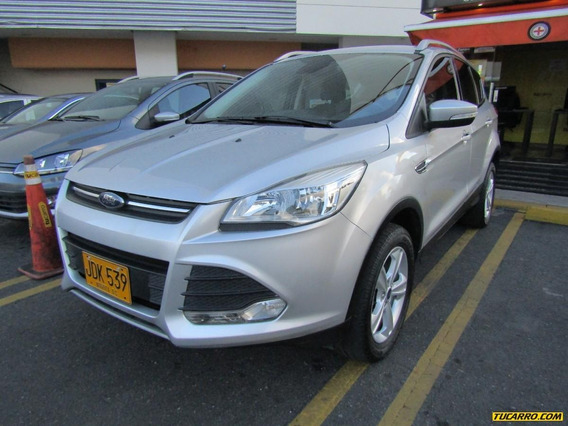 Ford Escape Se 2.0t At 4x4