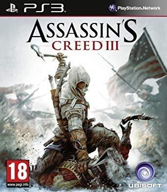 Assassins Creed 3 Ps3 Original Envio Imediato Psn!