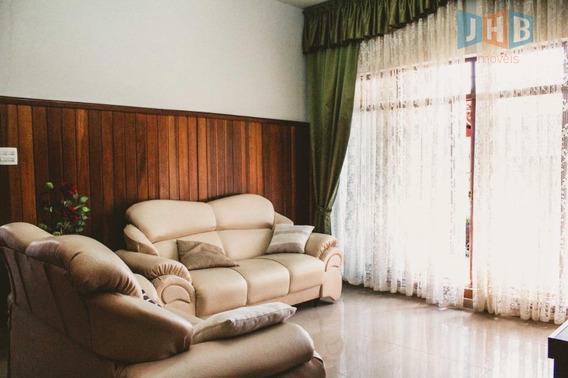 Casa Com 3 Dormitórios À Venda, 280 M² Por R$ 510.000 - Jardim Oriente - São José Dos Campos/sp - Ca0338