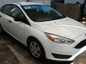 Ford Focus 2.0 S At 2015 Aut No Cambios