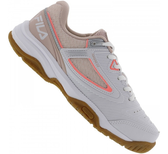 Zapatillas Fila Top Spin 3.0 Mujer Tenis Padel - Estacion Deportes Olivos