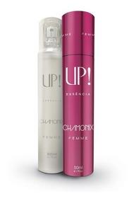 Perfume Up! Essência 26 Chamonix Feminino - 50ml (jadore)
