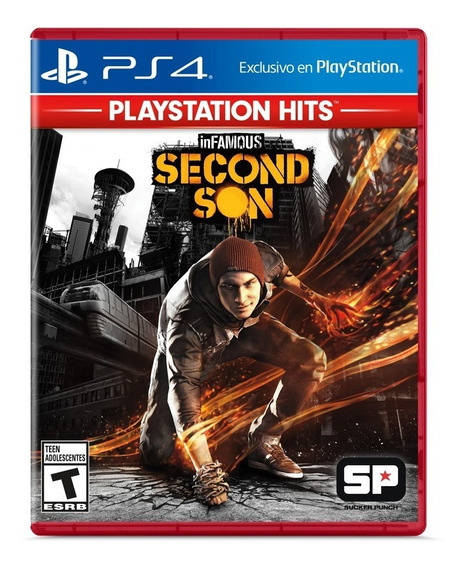 Juego Ps4 Infamous Second Son-ps4-10046