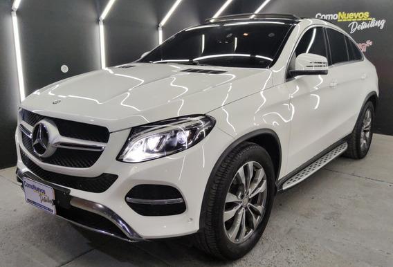 Mercedes-benz Clase Gle Gle 350d 4matic 2016