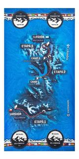Cuello Sin Costura El Cruce 2017 Trail Running