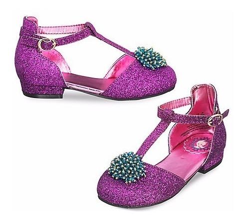 Sapato Frozen Luxo Disney Store Lançamento Tam 28