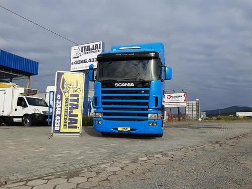 Scania R124 420 6x2 2005