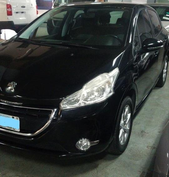 Peugeot 208 Touchscream Nafta 2014
