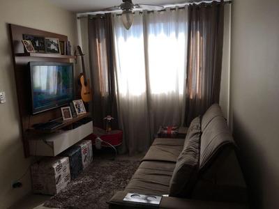 Apartamento Com 2 Dormitórios À Venda Por R$ 192.000 - Cidade Satélite Santa Bárbara - São Paulo/sp - Ap0345