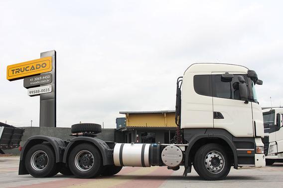 Caminhão Scania R480 Trucado Traçado Cavalo = R450
