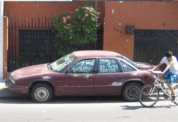 Chevrolet Buick Regal Automatico Ltd 4 Puertas Modelo 1996