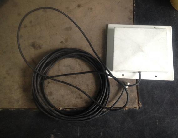 Antena Wifi 2,4 Ghz Alta Ganancia Antena Montaje En Pared