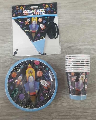 Kit De Fiesta Astronauta