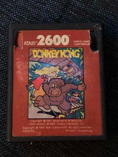 Donkey Kong Atari 2600