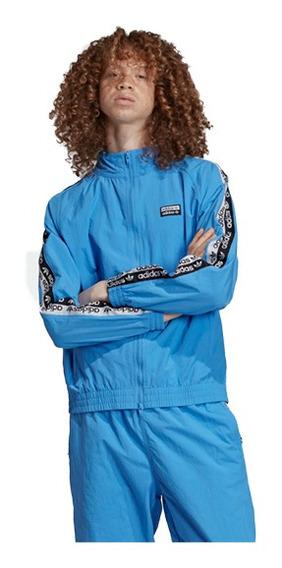 Jaqueta adidas Originals Corta Vento R.y.n Azul