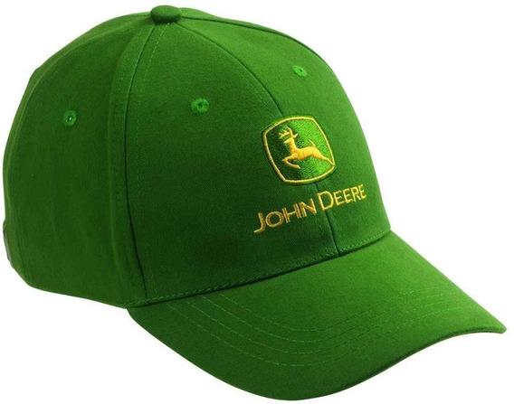 Gorro John Deere Verde Nothing Runs Like A Deere