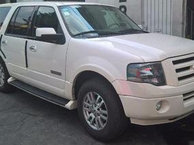 Ford Expedition Mod. 2008 Extralarga 3 Filas