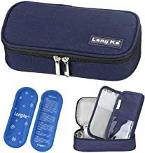 Youshares Insulin Travel Case - Insulated Medication Cooler