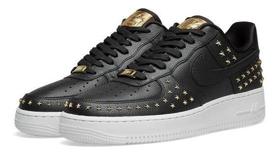 Zapatillas Mujer Nike Air Force 1 Xx Cuero Importadas Tachas