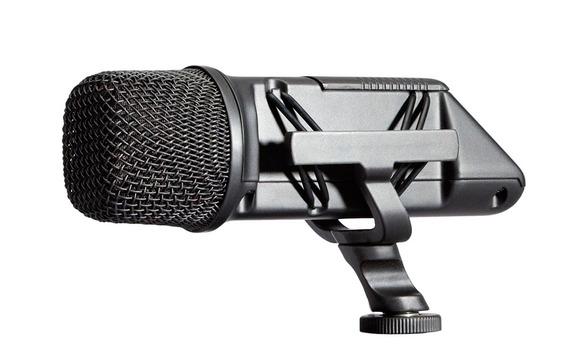Pronta Entrega = Microfone Gravador Rode Svm Pro
