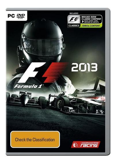 F1 2013 Formula 1 Pc Game Português Original