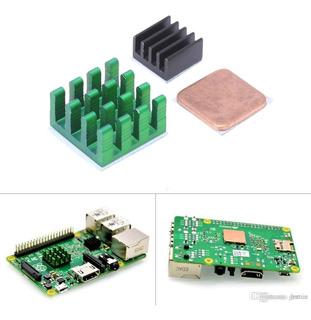 Disipador De Calor Para Raspberry Pi 3b 3b+ Stock Disponible