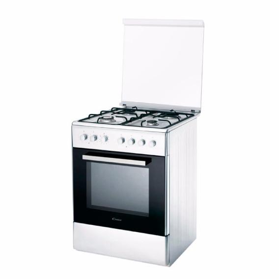 Cocina Mixta Eléctrica/gas 52lts Grill Candy Ccg6503pw *10